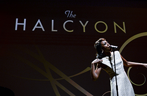 Singer Beverley Knight performed at Sony Pictures Television's screening of The Halcyon last night. Click for more photos!