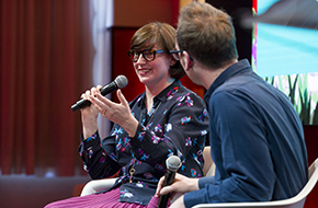 Corus Kids' Deirdre Brennan shared her rich kids TV experience in a fascinating keynote on Saturday. Watch it in full!