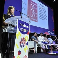 The latest Midem 2018 conference tracks and speakers